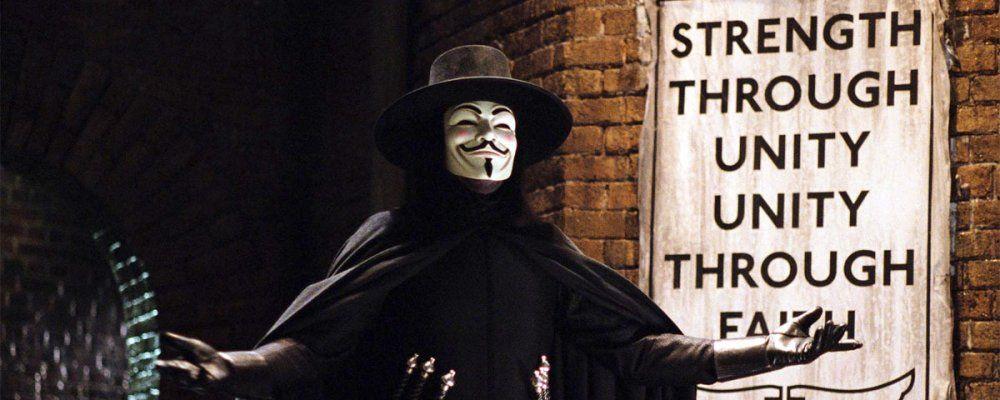V per Vendetta, il film con Natalie Portman trama, curiosità e cast