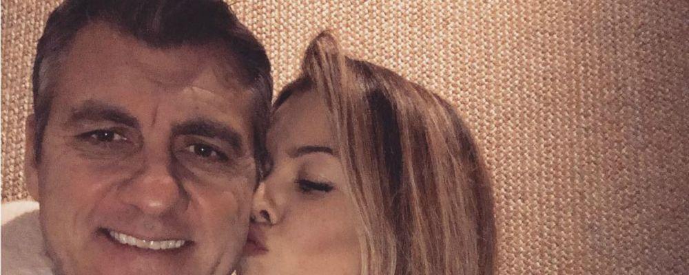 Bobo Vieri e Costanza Caracciolo si sono sposati in segreto, l'indiscrezione