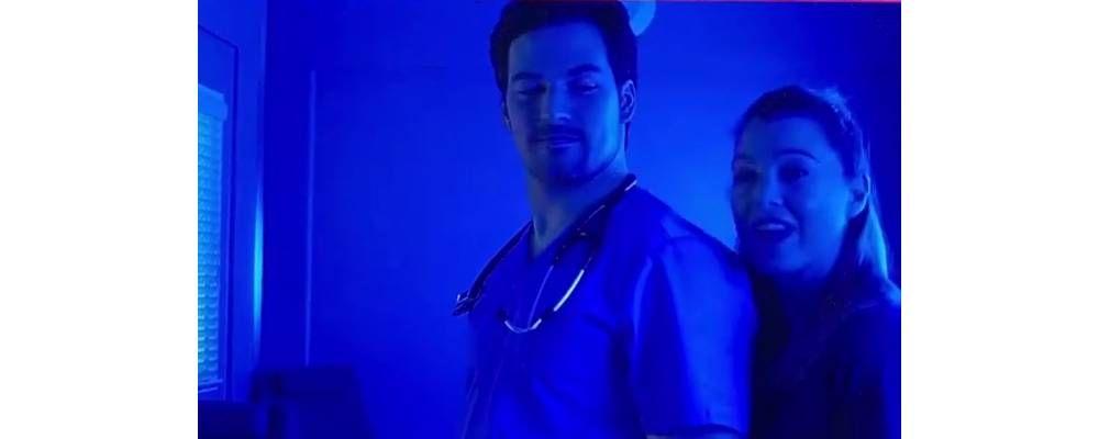 Grey's Anatomy, sul set Ellen Pompeo e Giacomo Gianniotti ballano Ariana Grande