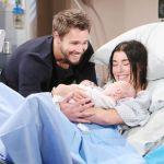Beautiful, Liam e Steffy genitori: anticipazioni trame dal 10 al 16 marzo