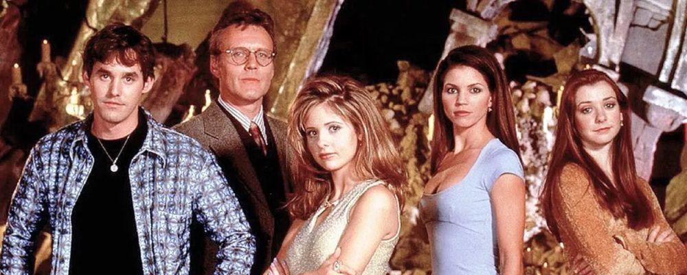 Buffy l'ammazzavampiri: reunion per il cast originale con un'assenza importante