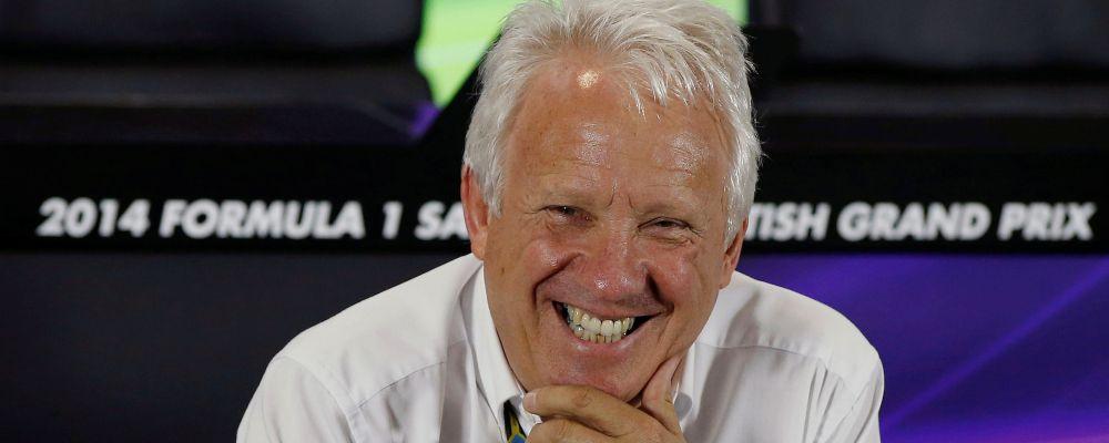 Morto Charlie Whiting, direttore di gara di Formula 1: il ricordo dei piloti