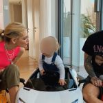 Chiara Ferragni e Fedez provano a far dire 'mamma' a Leone: il risultato