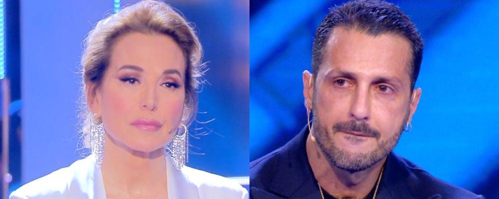 Fabrizio Corona si scusa con Barbara D'Urso: ecco cos'era successo 10 anni fa