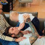 Leone Lucia compie un anno: gli auguri di mamma Chiara Ferragni e papà Fedez