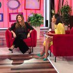Francesca Reggiani: 'Dopo tre interruzioni di gravidanza mia figlia è stata un regalo'