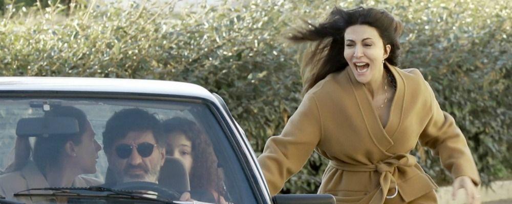 L'amore strappato, Sabrina Ferilli nella nuova fiction di Canale 5: anticipazioni