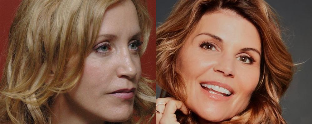 Felicity Huffman e Lori Loughlin: da Desperate Housewives e Summerland alla corruzione