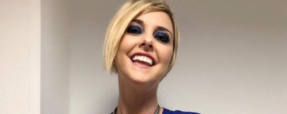 Nadia Toffa non smette di lottare: 'Giorno di chemio, sempre col sorriso'