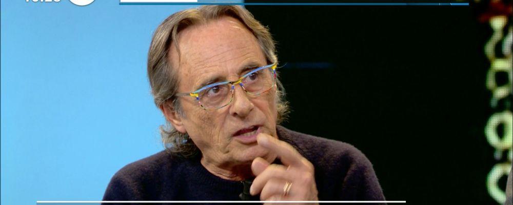 Nino Formicola: 'Una donna mi ha molestato, ho detto no e mi ha segato le gambe'