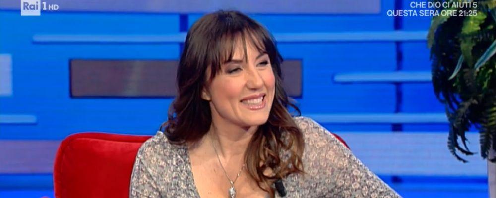 Vieni da me, Pamela Petrarolo: 'Perseguitata dal paragone con Ambra Angiolini'