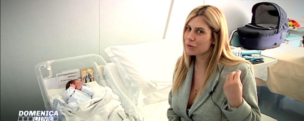 Paola Caruso, il piccolo Michele non ha incontrato il papà: 'Ha scritto che non poteva venire'
