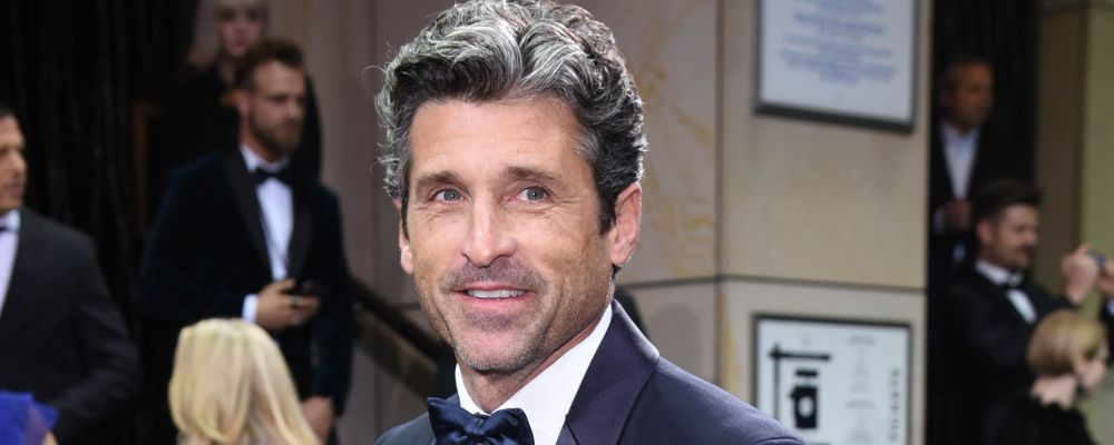 Patrick Dempsey in tv come Harry Quebert: 'Fare Derek Shepherd non mi manca'
