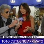 Toto Cutugno a Kiev straccia la blacklist e non si arrende: 'Il concerto ci sarà'