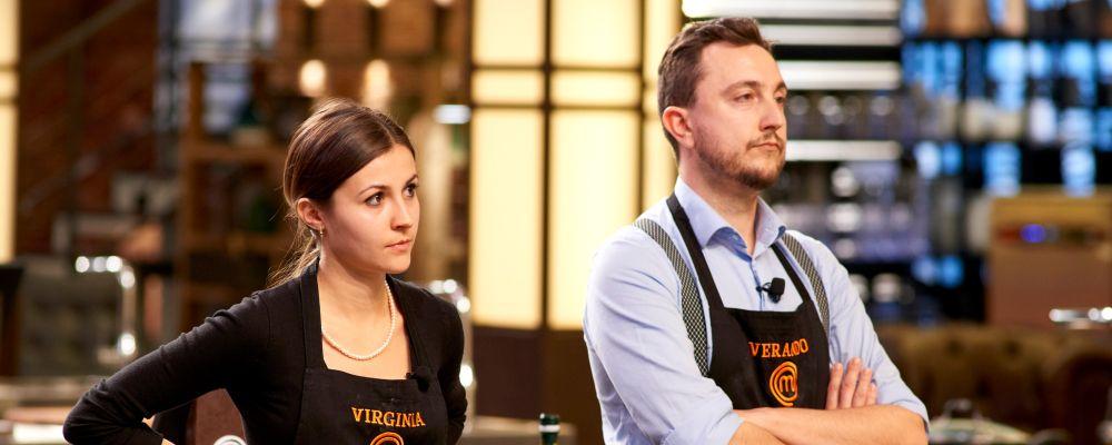 Masterchef 8, il racconto dell'ottava puntata: eliminati Virginia e Verando