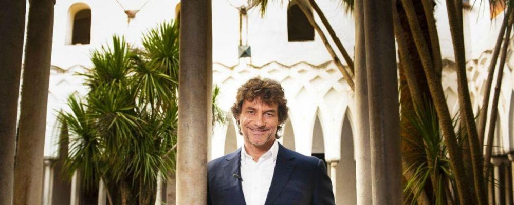 Meraviglie, Alberto Angela a casa del Commissario Montalbano: 'È stato emozionante'