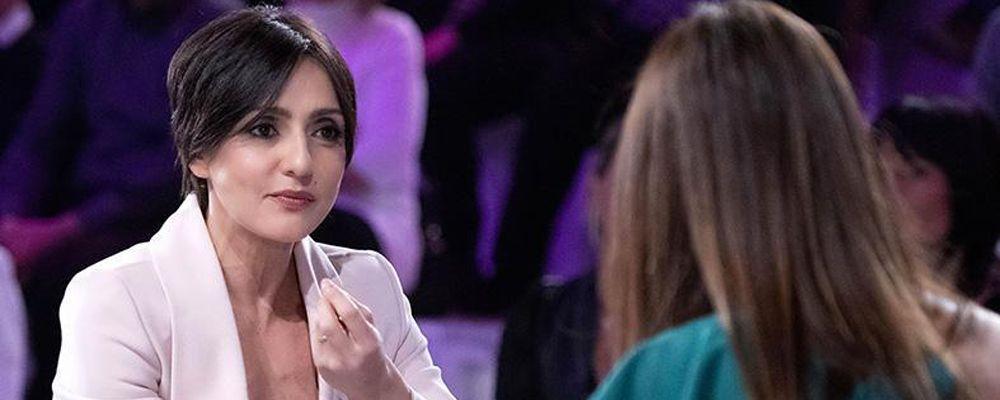 Verissimo, Ambra Angiolini: 'Ho sofferto di bulimia, è fame d'amore'