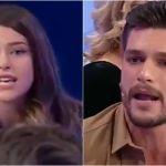 Uomini e donne, Andrea Zelletta le bacia tutte e Natalia lascia lo studio