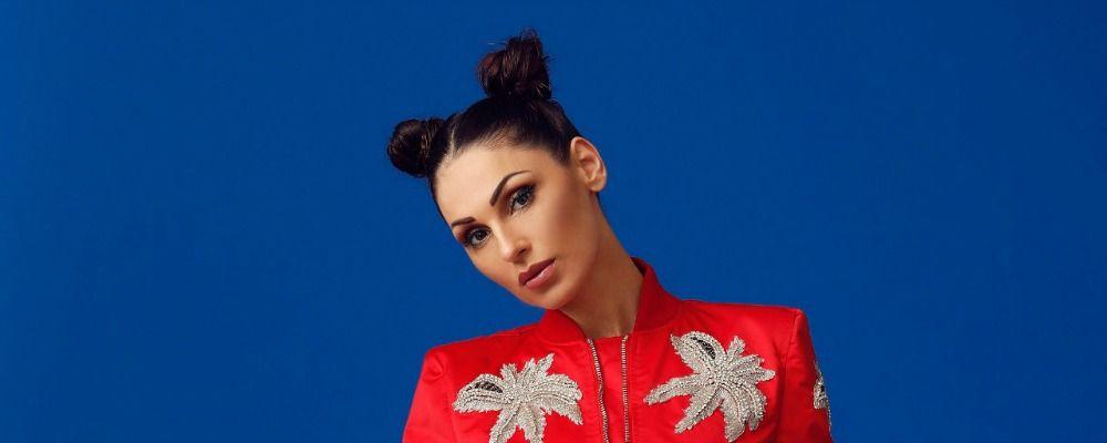 Anna Tatangelo, Perdona è il nuovo singolo. Ad aprile in tour