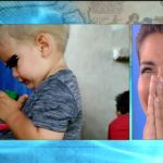 Isola dei famosi 2019, Ariadna Romero lascia lo studio in lacrime per riabbracciare il figlio