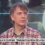 Giacomo Celentano, il figlio di Adriano: 'Bandito per la mia fede, ma vado avanti, è il Vangelo che me lo chiede'