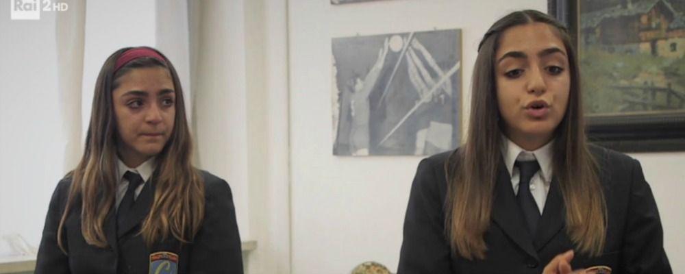 Il Collegio 3 ultima puntata, le gemelle Fazzini espulse
