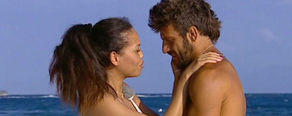 Isola dei famosi 2019, nona puntata Marco Maddaloni riabbraccia la moglie Romina Giamminelli