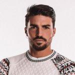 Mariano Di Vaio papà per la terza volta: è nato Filiberto Noah e ha già il profilo Instagram