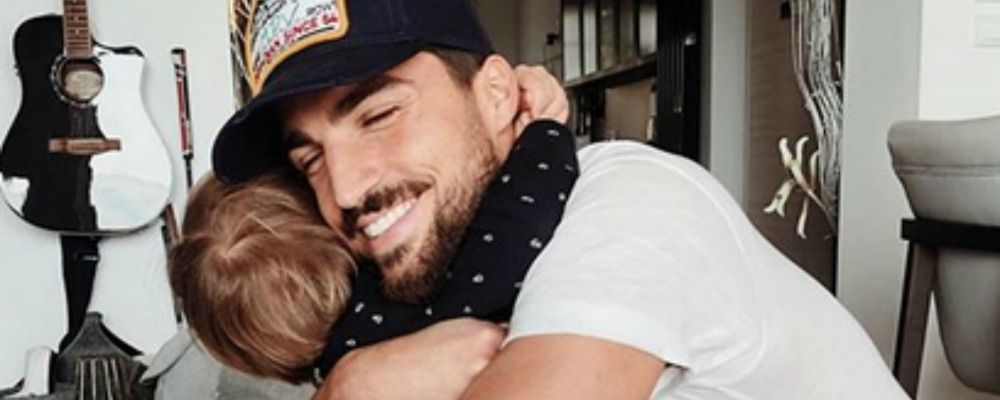Mariano Di Vaio dopo l'ospedale riabbraccia i figli 'unica medicina di cui avevo bisogno'