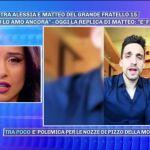 Matteo Gentili lascia Alessia Prete con un video messaggio a Pomeriggio Cinque