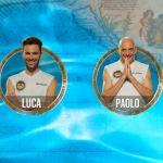Isola dei famosi 2019, nona puntata nominati Luca Vismara e Paolo Brosio che si commuove in diretta