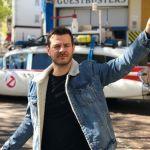 Alessandro Cattelan torna con il suo EPCC sulla macchina di Ghostbusters