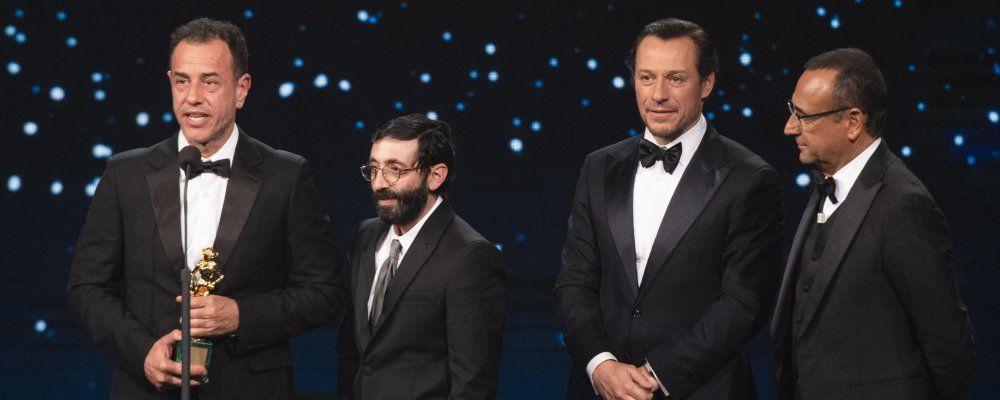 David Di Donatello 2019, miglior film Dogman, premiato Alessandro Borghi per Sulla mia pelle