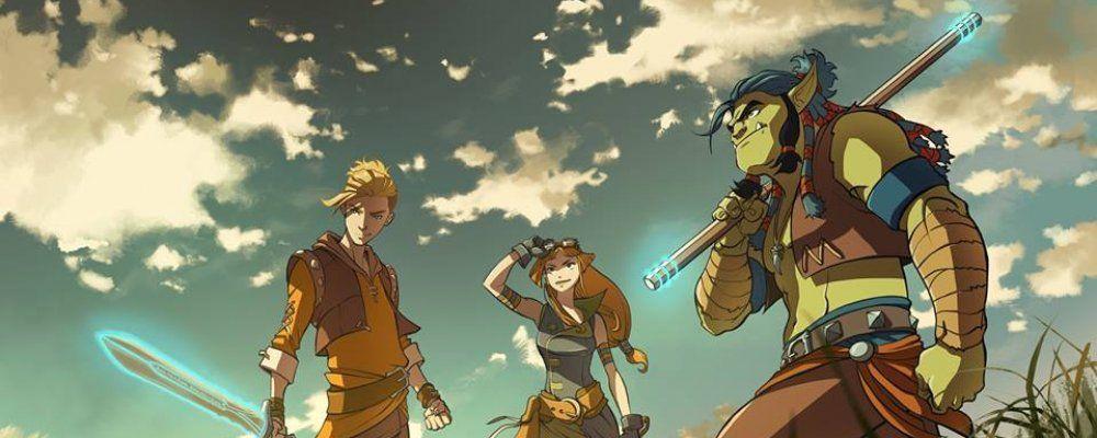 La serie animata di Dragonero per la Rai Ragazzi, al via la produzione