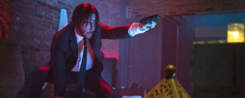 John Wick, il film con Keanu Reeves spietato killer curiosità, trama e cast