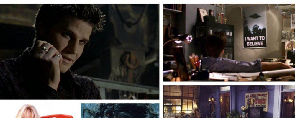 Serie tv anni Novanta, dall'anello di Buffy al ciondolo di Laura Palmer: gli oggetti cult e dove comprarli