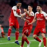 L'Arsenal batte il Napoli e cita Gomorra per festeggiare via social