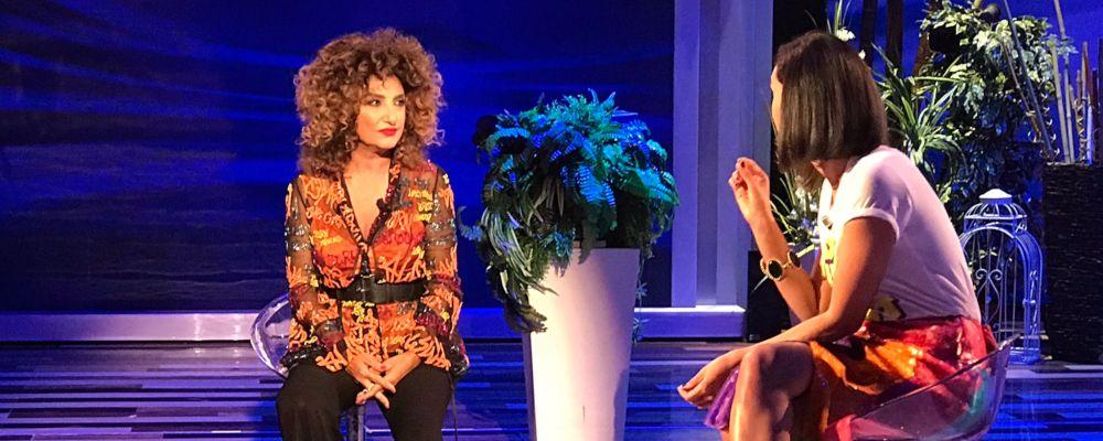 Marcella Bella a Vieni da me: 'Se mi sono sposata per interesse? Domanda stupidina'