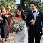 Matrimonio italiano per Giacomo Gianniotti: si è sposato con Nichole Gustafson