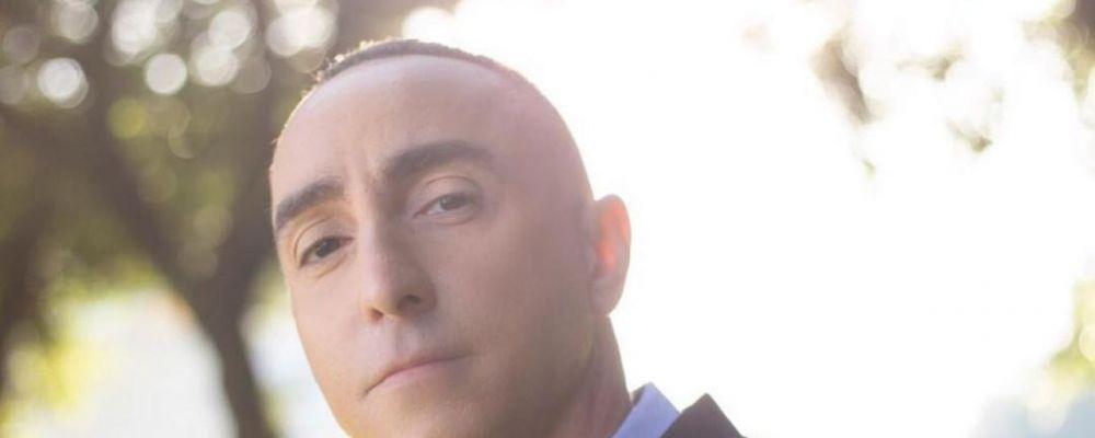 Giuliano Peparini e l'infanzia difficile: 'Ne ho prese tante. Lasciai l'Italia per respirare'