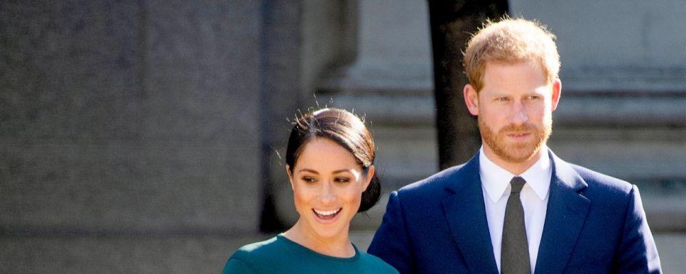 Harry e Meghan, il figlio in arrivo e la guerra con Kate Middleton su Real Time