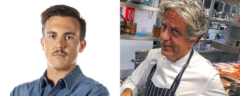 Masterchef 8, chef Giorgio Locatelli a pranzo con Gilberto, uno spoiler sulla vittoria?