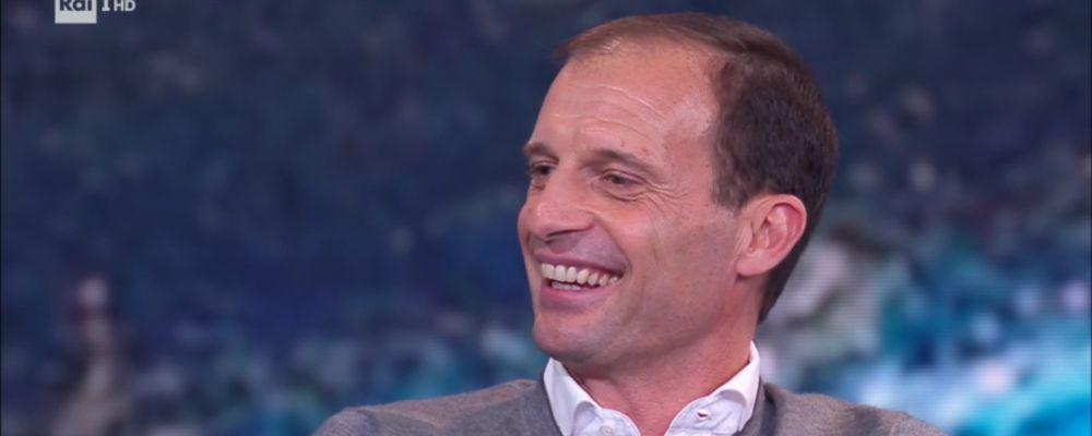 Massimiliano Allegri: 'Ambra dice che non ci sposiamo? Bugiarda, l'abbiamo già fatto'
