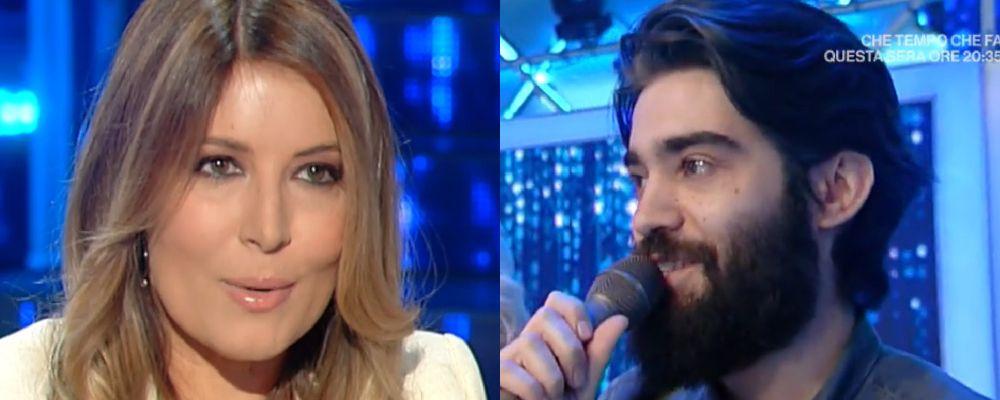 Selvaggia Lucarelli commuove il fidanzato Lorenzo Biagiarelli a Domenica In: ecco perché