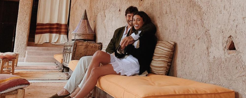Belén Rodriguez e Stefano De Martino in vacanza dopo l'uscita con Elodie Di Patrizi