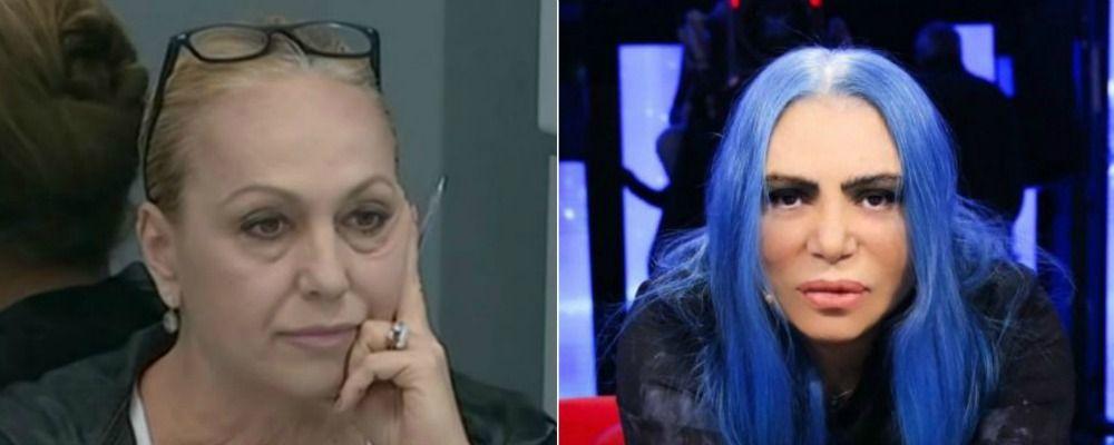 Amici 18 serale, Alessandra Celentano contro Loredana Berté: 'Non è in grado di dare giudizi tecnici'