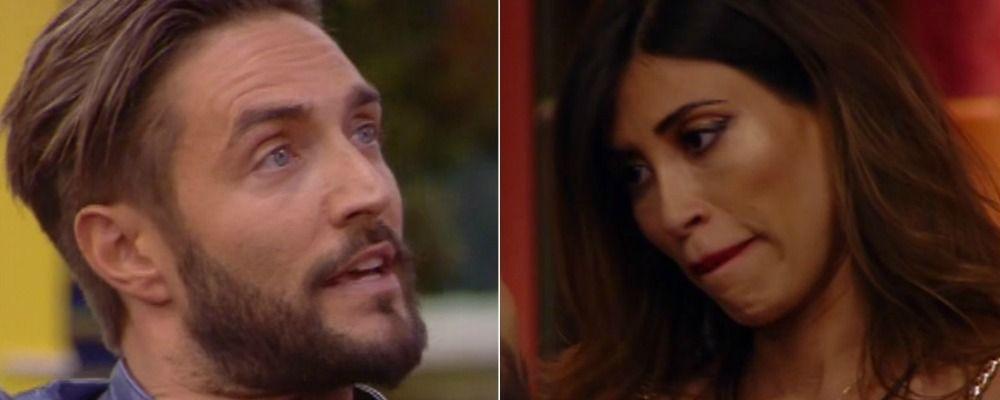 Grande Fratello 2019, Alex Belli e il confronto con Mila Suarez: 'Ti chiedo scusa'