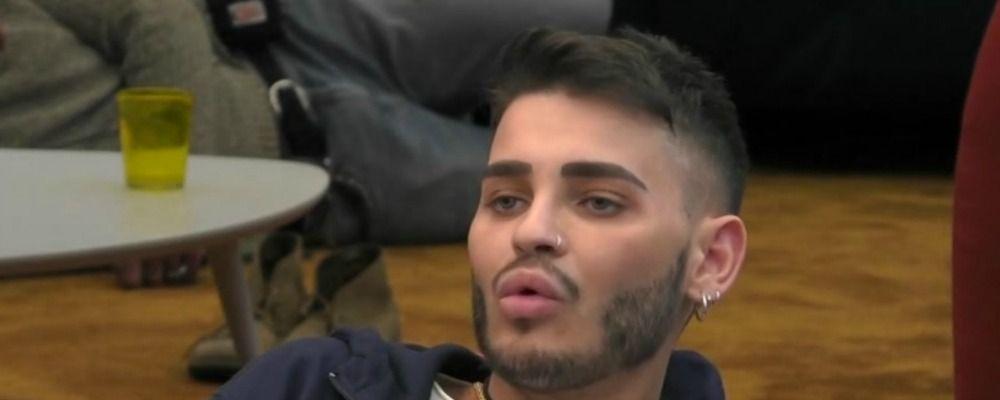 Grande Fratello 2019, Cristian Imparato: 'Sono gay, ma il coming out non è d'aiuto'