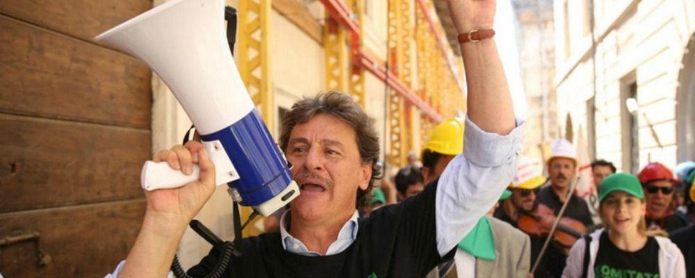 Giorgio Tirabassi operato per infarto del miocardio: 'Sto bene e sono in buone mani'