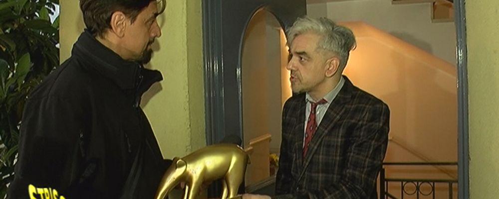 Morgan, tapiro d'oro per il pignoramento della casa: 'Non so dove andrò'